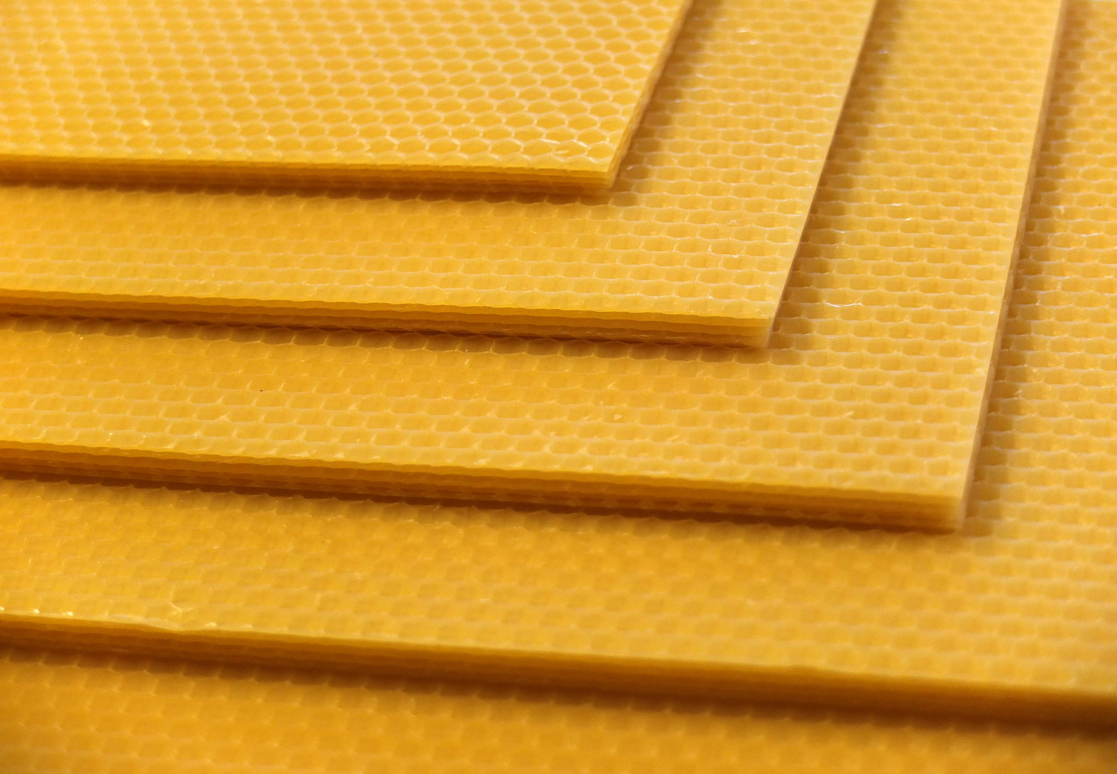 New-Zealand-Beeswax-Comb-Foundation