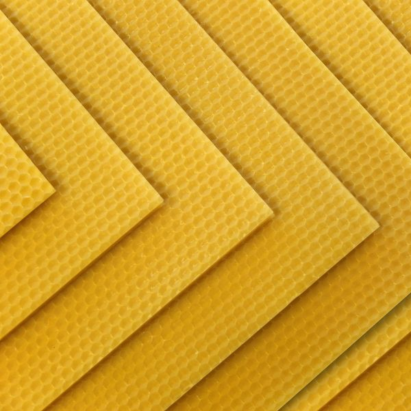 New-Zealand-Beeswax-Comb-Foundation-2