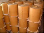 Rolls of sheet ready for milling